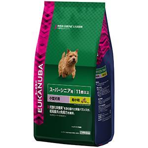 ユーカヌバ 11歳以上用 スーパーシニア 小型犬種(超小粒)2.7kg【P&G ドッグフード】