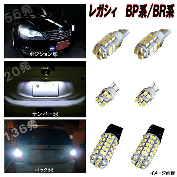 ライト・ランプ, ヘッドライト  BPBR LED SMD 36 212 T10T20 BP5BR9