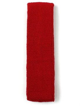NIKE SWOOSH HEAD BAND【NNN07601OS-RED】