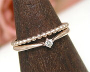 ダイヤモンド ファッション ピンキーリング プレゼント