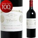 [2009] シャトー・シュヴァル・ブラン [Chateau Cheval Blanc] ( フランス ボルドー サンテミリオン ) ワイン 赤ワイン 【L】