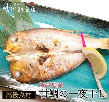 甘鯛の一夜干し(250gサイズ/1枚25cm)若狭日本海福井干物産直高級魚