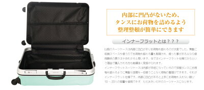 050748ea80 ... スーツケース キャリーケース キャリーバッグ 【送料無料・あす楽対応・一年間