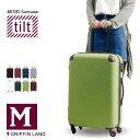 【送料無料】スーツケース キャリーケースキャリーバッグ GRIFFIN LAND ABS7352 tilt(チルト) M サイズ 中型 旅行かばんファスナー開閉 ジッパー ハードケース TSAロック10連休海外ゴールデンウィークGW