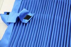 トラック用センターカーテン黒巾120x丈100