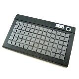 【 プログラマブルキーボード 】FKsystem POSプログラマブルキーボード PKB-078U USB接続 ブラック【 POS エフケイシステム 】
