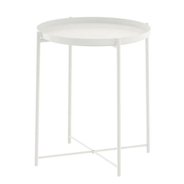 IKEA(イケア) IKEAイケアGLADOMグラドムベッドサイドテーブル45x53cm50337820寝室ベッドルーム机デス