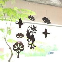 【消臭モビール】tayu-tau(たゆたう)・モビールバード(bird)
