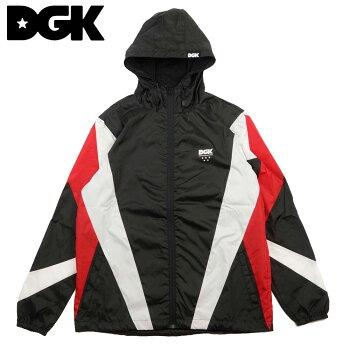 【DGK/ディージーケー】ウインドブレーカーナイロンジャケットセットアップ/MirageWindbreakerJacket