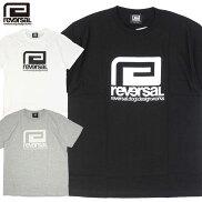 【reversal/リバーサル】Tシャツビッグマークロゴコットン半袖/BIGMARKCOTTONTEErvbs026