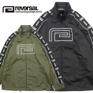 【reversal/リバーサル】サイドテープウォームアップジャケット/SIDETAPEWARMUPJACKET
