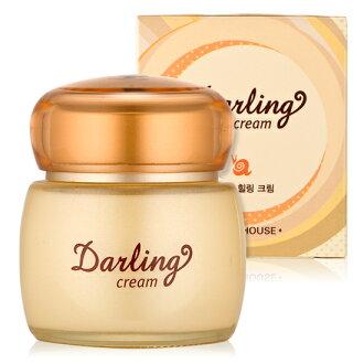 Snail Heeling Cream Darling snail (snail) healing cream 50 ml snail snail snail snail Korea cosmetics and Korea cosmetics and Han Kos /BB cream /bb