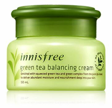 Green tea pure cream green tea pure cream 50 ml Korea cosmetics and Korea cosmetics and Korean COS /BB cream /bb