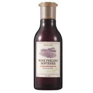【innisfree(イニスフリー)】Winepeelingsoftenerワインピーリングソフナー140ml