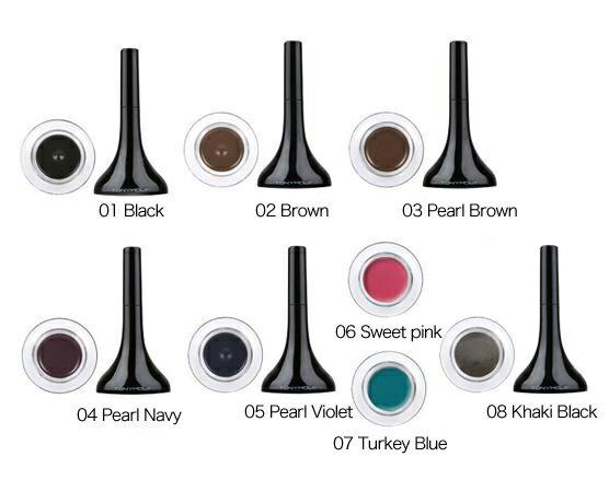 Backstage Gel Eyeliner back stage gel eyeliner Korea cosmetics and Korea cosmetics and Korean COS /BB cream /bb