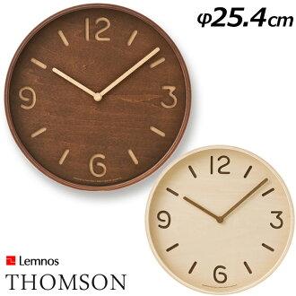 褐土燒製成湯姆森 (THOMSON) LC10 26 牆上的鐘 (LMNS)