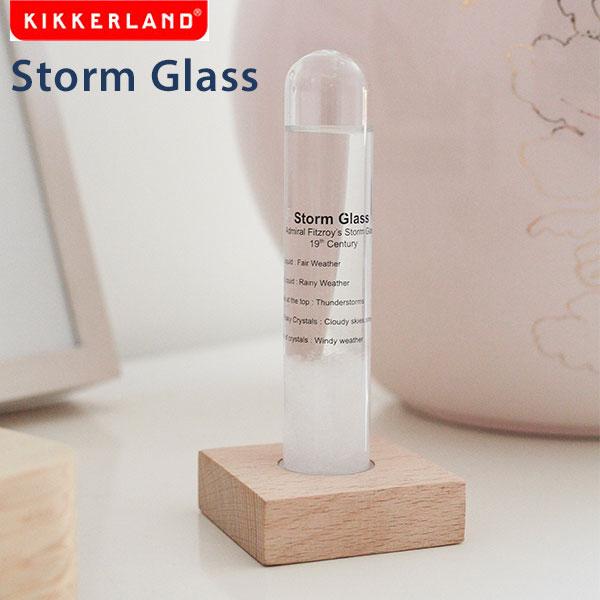 インテリア小物・置物, 置物 Kikkerland STORM GLASS KST71DTL10101