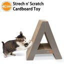 K&H Strech n'Scrach Cardboard Toy ストレッチン スクラッチ カードボード トイ(GMP)【送料無料】【ポイント2倍/お取寄せ】【5/21】 1