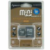●在庫限りの処分品(訳あり) miniSD 128MB SD変換アダプタ付属 プラケース入り DF-MISD128 【メール便OK】_Flash Store