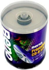 在庫限り処分価格BENQ CD-R 700MB 100枚 52倍速対応 BQ CDR80 52X PW100PS_Outlet