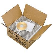 日立マクセル #CDR700S.1P100  簡易包装 CD-R 700MB 2-48倍速対応 100枚 5mmプラケース ゴールドレーベル