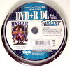 【Galaxy】片面二層DVD+RDLGXD+DL858XPW10PS