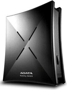 赤字覚悟のご奉仕価格!【50台限定】ADATA NH03 ハードディスクドライブ 3TB USB 3.0 ANH03-3TU...