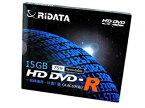 RITEK RIDATA 一回録画用 HD DVD-R(HL) 15GB/約75分 70R5EHRDA0001 10枚パック**