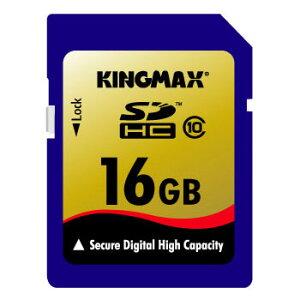 KingMax 超高速SDHCカード 16GB class10 KM-SDHC10X16G 【メール便OK】