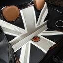 BMW MINI(ミニ)L字シート【ユニオンジャック】(モノトーン)【CABANA】