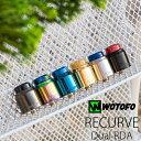 Wotofo Recurve Dual RDA ウォトフォ リカーブ デュアル 電子タバコ vape アトマイザー RDA ドリッパー 直径 24mm デュアル ビルド アトマイザー BF スコンカー 対応 予約販売・・・