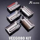 【QR日本語マニュアル付き】Nevoks Veego80 Pod Mod Kit ネボックス ビーゴ80 ヴィーゴ 80 ビーゴ ポッド モッド 電子タバコ vape pod型 べイプ キット