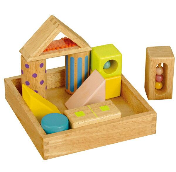 正規品 エドインター [音いっぱいつみき] 積み木 つみき 積木 木のおもちゃ 木製玩具