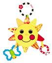 正規品 Sassy(サッシー) おひさまミラー (サンシャイン・ミラー) おもちゃ ラトル 玩具