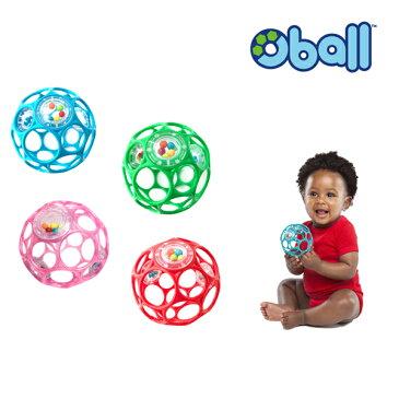 [オーボールラトル] オーボール ラトル oball ボール おもちゃ ベビーカー