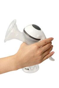NUK(ヌーク)手動さく乳器Jolie(ジョリー)/搾乳器/搾乳機/さく乳器/搾乳器手動/さく乳器手動/