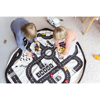 play&go(プレイアンドゴー)[2in1ストレージバッグ&プレイマットアンカー]ベビーマット