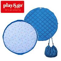 正規品play&go(プレイアンドゴー)[2in1ストレージバッグ&プレイマットソフトバルーン]ベビーマットおもちゃ収納
