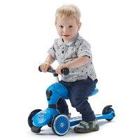 正規品SCOOTANDRIDE(スクート&ライド)[ハイウェイキック1]乗用玩具三輪車足けりバランスバイクキックバイクおしゃれランニングバイクキックスケーターキックスクーターローラースルーキックボード