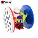 正規品 Sassy(サッシー) [コロコロてんとうむし](ファッシネーション・ロール・アラウンド) [あす楽対応] おもちゃ 歯固め