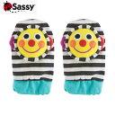 正規品 Sassy(サッシー) [ハッピー・フィート・ラトル](2個セット) [あす楽対応] おもちゃ フィートラトル 靴下 ベビー
