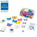 正規品 ボーネルンド [ちょうちょうの色あわせ] [あす楽対応] ベルダック 知育玩具 4歳