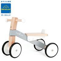 正規品ボーネルンド[木の四輪バイク]バヨBajo乗用玩具乗り物木製バイク