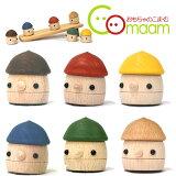 おもちゃのこまーむ[どんぐりころころ]木のおもちゃ木製玩具日本製どんぐりころころ