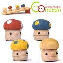 こまむぐ [どんぐりきのこ] [あす楽対応] 木のおもちゃ 木製玩具 日本製 どんぐりころころ おもちゃのこまーむ
