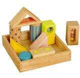 正規品 エドインター [音いっぱいつみき] [あす楽対応] 積み木 つみき 積木 木のおもちゃ 木製玩具