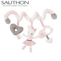 SAUTHON(ソトン)[アクティビティ・スパイラルリリベル][あす楽対応]ベビーカーおもちゃ