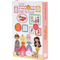 TigerTribe(タイガートライブ)Piccoloシリーズイラストの描きかたノート女の子Girls