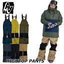 19-20 AA ダブルエー メンズ ウェアー 【HIGHTOP PANTS 】ハイトップパンツ スノーボード SNOW WEAR 入荷済...