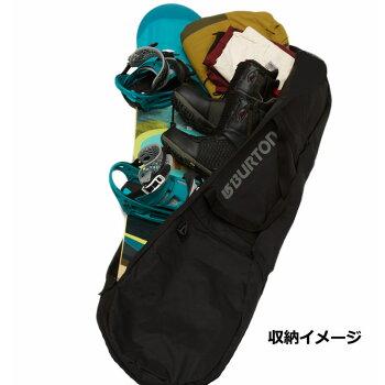 16-17burtonバートンスノーボードケース【SpaceSack】スノボスペースサックボードバッグBAG日本正規品